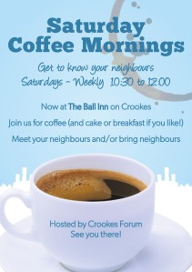 Leaflet - Coffee Morning