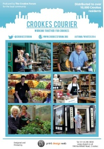 Crookes Courier