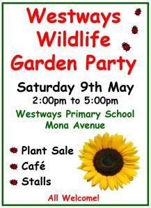 Westways Wildlife Garden Party 2015