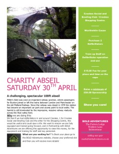 Charity Abseil Flyer - Amendment 1