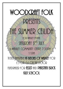 Ceilidh posters 2